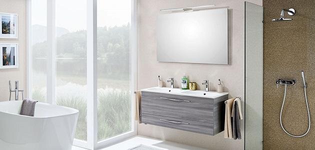 meuble de salle de bain exceptio azurlign