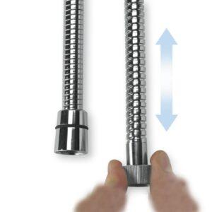flexible de douche extensible hydrotherapie cristina&ondyna