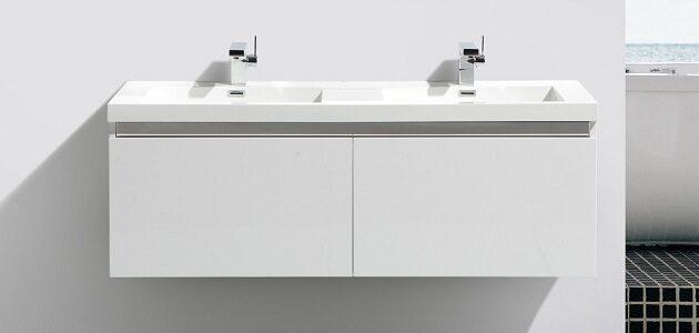 meuble de salle de bain novo o'design