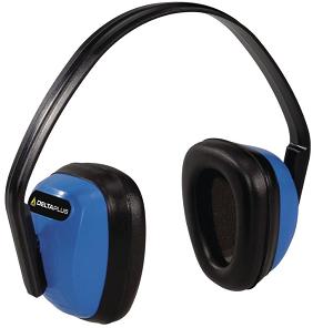 casque antibruit spa3 bleu