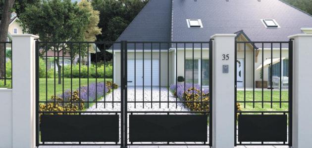 portail fer chatillon jardimat