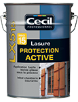 lasure bois protection active lx515 cecil