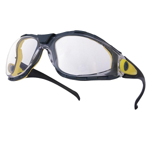vetements de travail lunettes pacaya incolore deltaplus