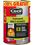 traitement multi-usages cecil