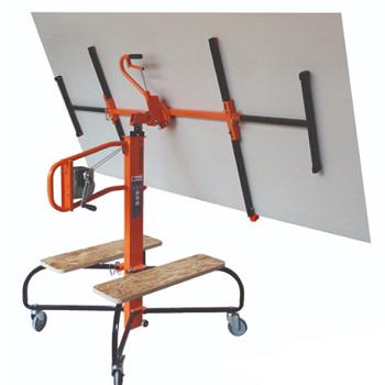 LÈVEPLAQUE Levpano®I - Pose horizontale jusqu'à 4,50M - Pose verticale et sous rampants MOB MONDELIN