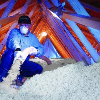 laine de verre à souffler thermo loft knaufinsulation