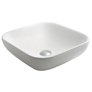 vasque blanc due 40 WDU4009 cristina & ondyna