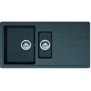 EVIER SYNTHES/ENCASTR 1CUV1/2-EG 970X500 FRANKE