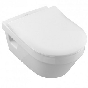 wc suspendu sanitaire VILLEROY ET BOCH